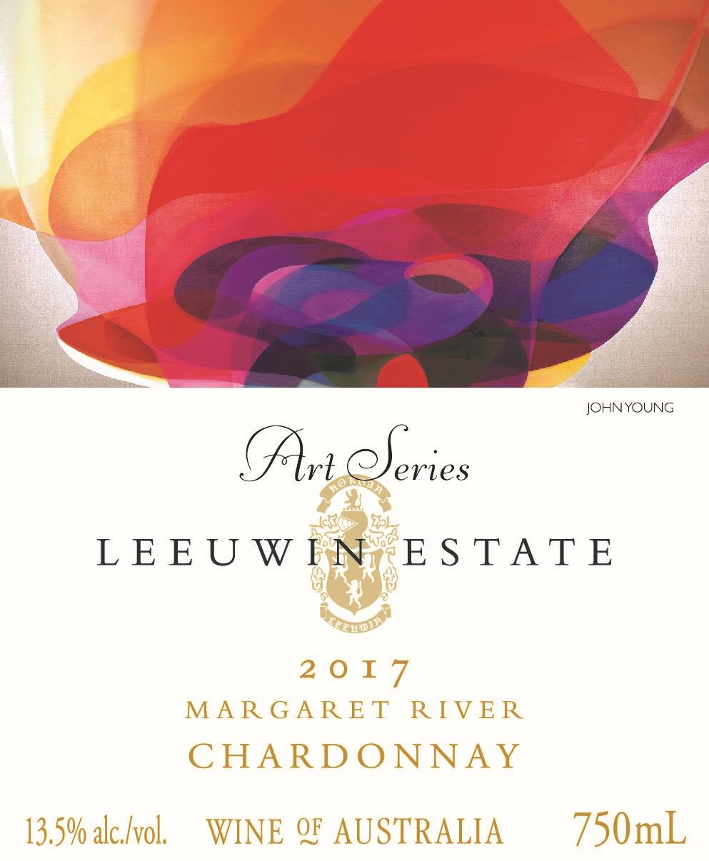 Leeuwin Estate Art Series Chardonnay 2017  Front Label