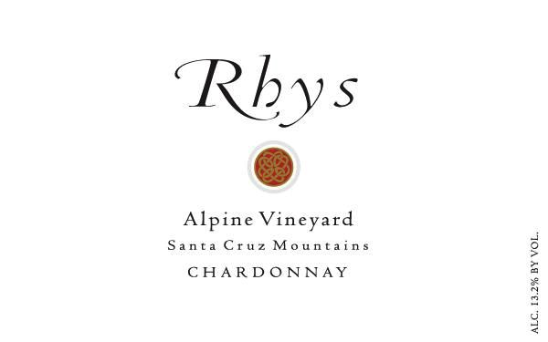 Rhys Vineyards Alpine Vineyard Chardonnay (1.5 Liter Magnum) 2013  Front Label