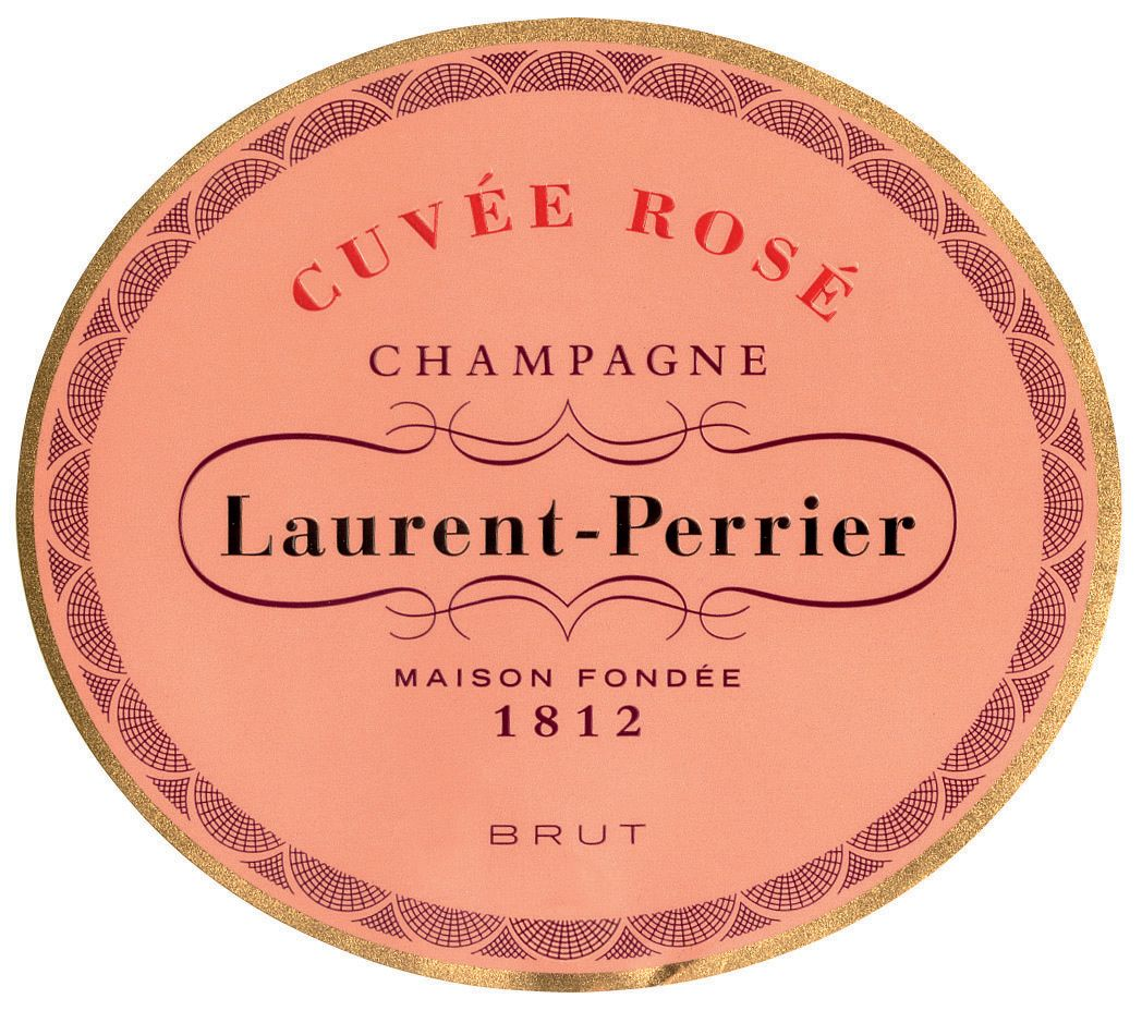 Laurent-Perrier Cuvee Rose (1.5 Liter Magnum) Front Label