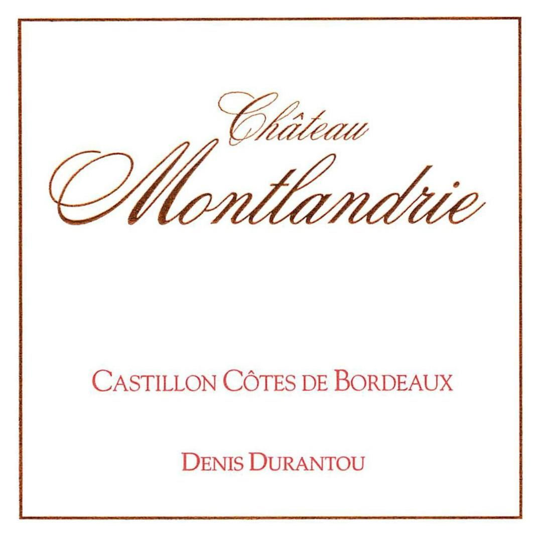 Chateau Montlandrie (Futures Pre-Sale) 2019  Front Label
