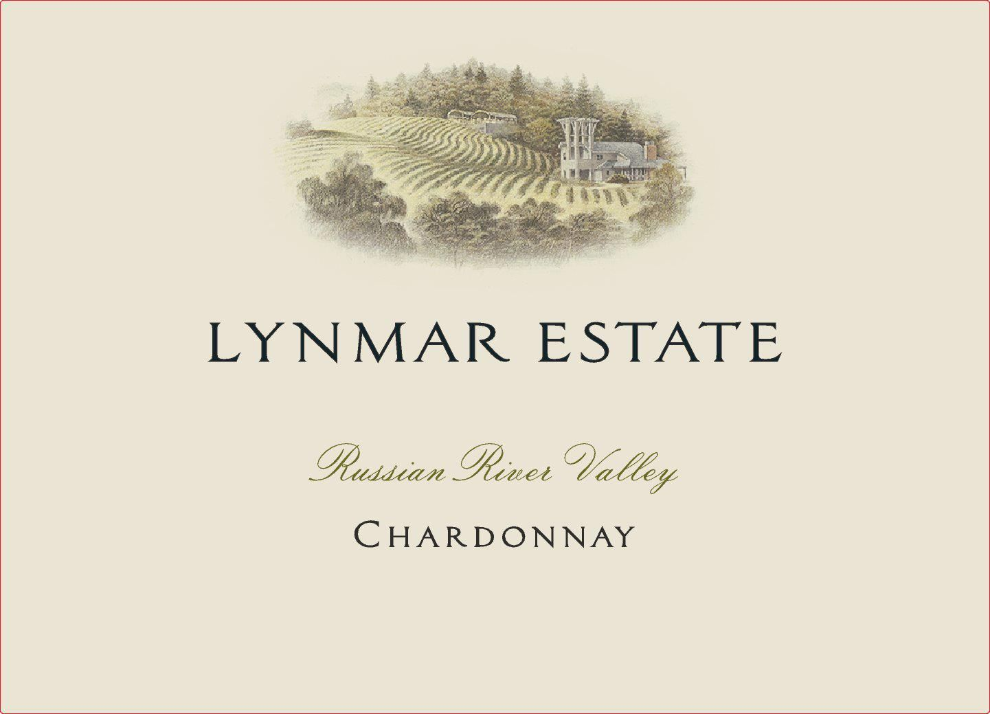 Lynmar Winery Russian River Chardonnay 2017  Front Label