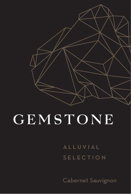 Gemstone Vineyard Alluvial Selection Cabernet Sauvignon 2016  Front Label