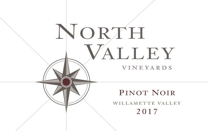 Soter Vineyards North Valley Pinot Noir 2017  Front Label