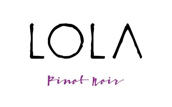 LOLA Wines Pinot Noir 2018  Front Label