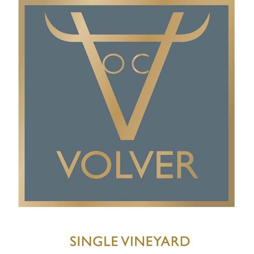 Bodegas Volver La Mancha Single Vineyard Tempranillo 2017  Front Label