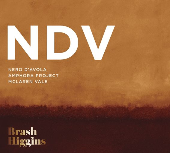 Brash Higgins Nero d'Avola 2017  Front Label
