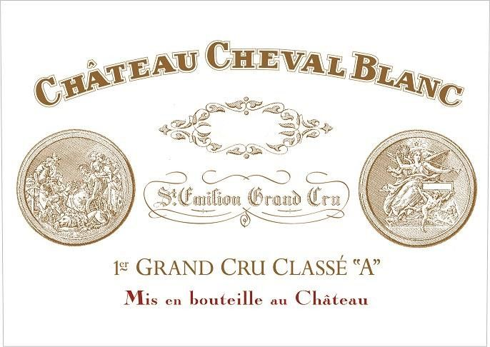 Chateau Cheval Blanc 6-Pack OWC (Futures Pre-Sale) 2019  Front Label