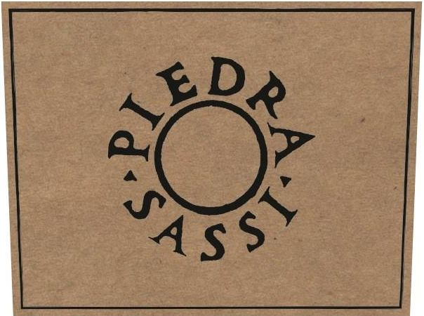 Piedrasassi Bien Nacido Vineyard Syrah  2016 Front Label