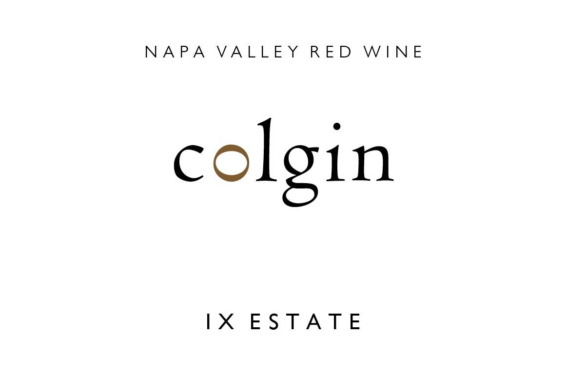 Colgin IX Estate Red 2017  Front Label