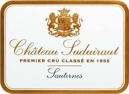 Chateau Suduiraut Sauternes (375ML Futures Pre-Sale) 2019  Front Label