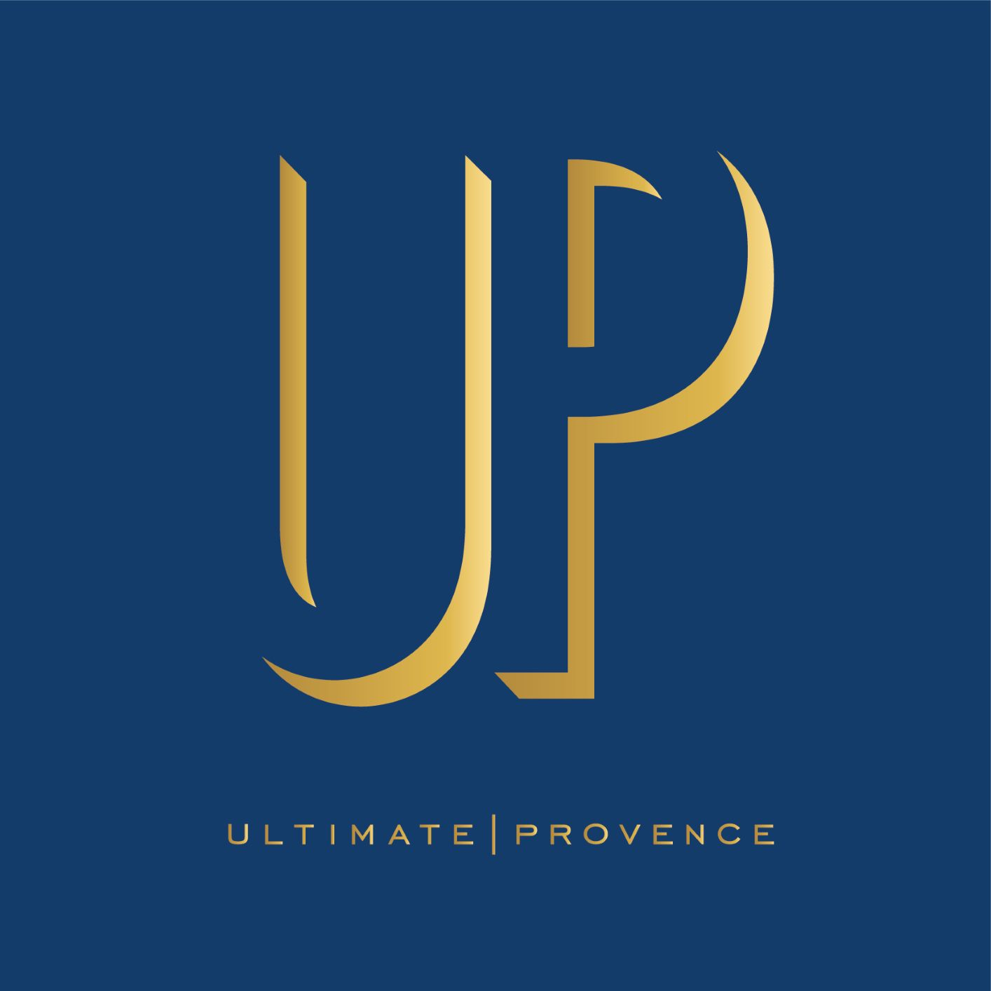 Ultimate Provence UP Rose 2019 Front Label