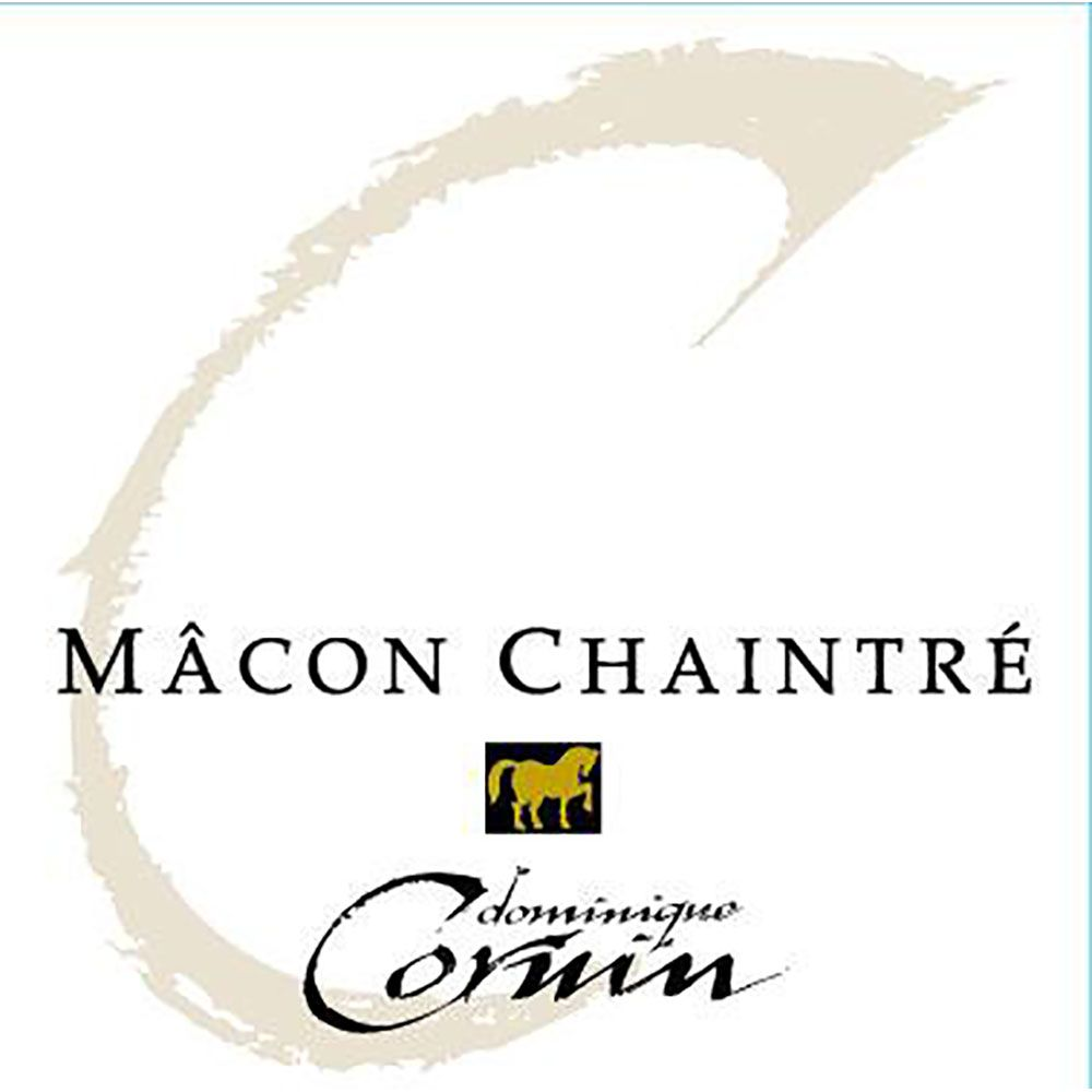 Dominique Cornin Macon-Chaintre 2017 Front Label