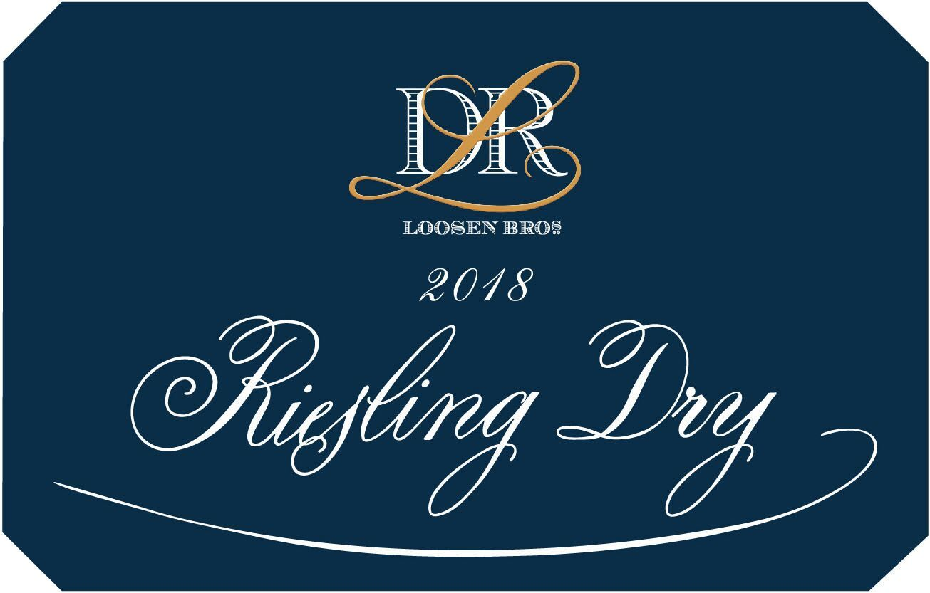 Dr. Loosen Dr. L Riesling Dry 2018 Front Label