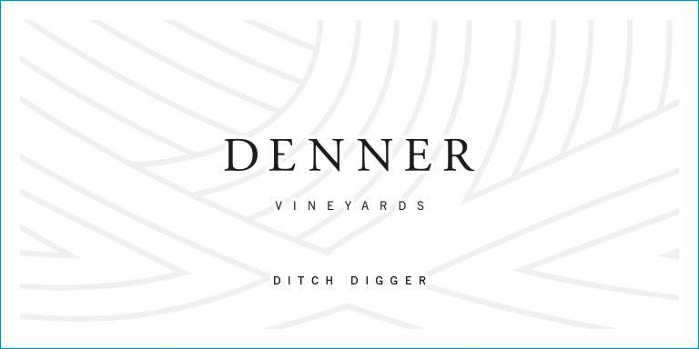 Denner The Ditch Digger 2017  Front Label