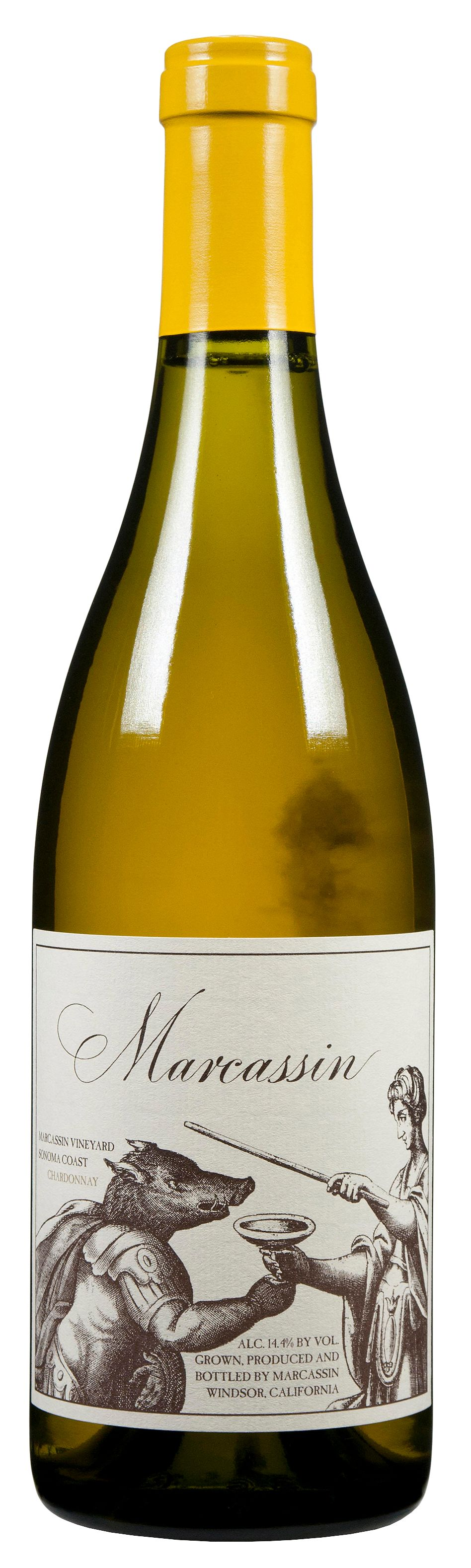 Marcassin Marcassin Vineyard Chardonnay 2004  Front Bottle Shot