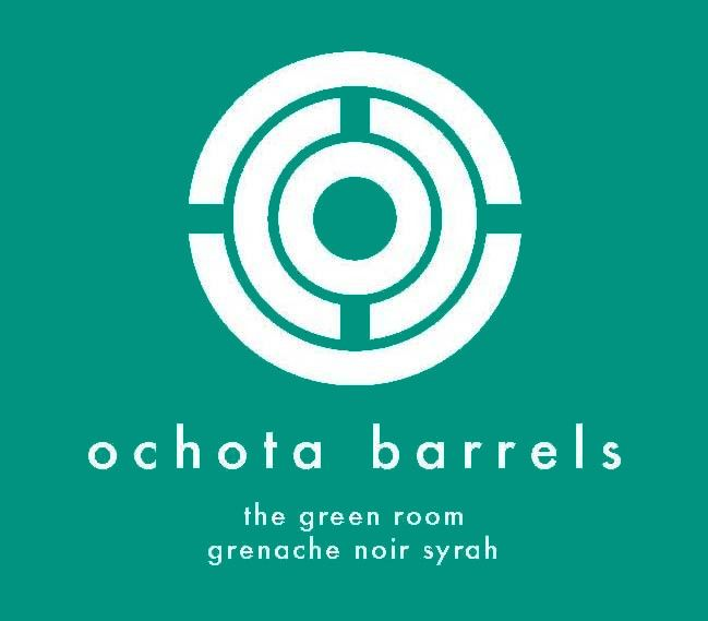 Ochota Barrels The Green Room Grenache Noir Syrah 2019  Front Label