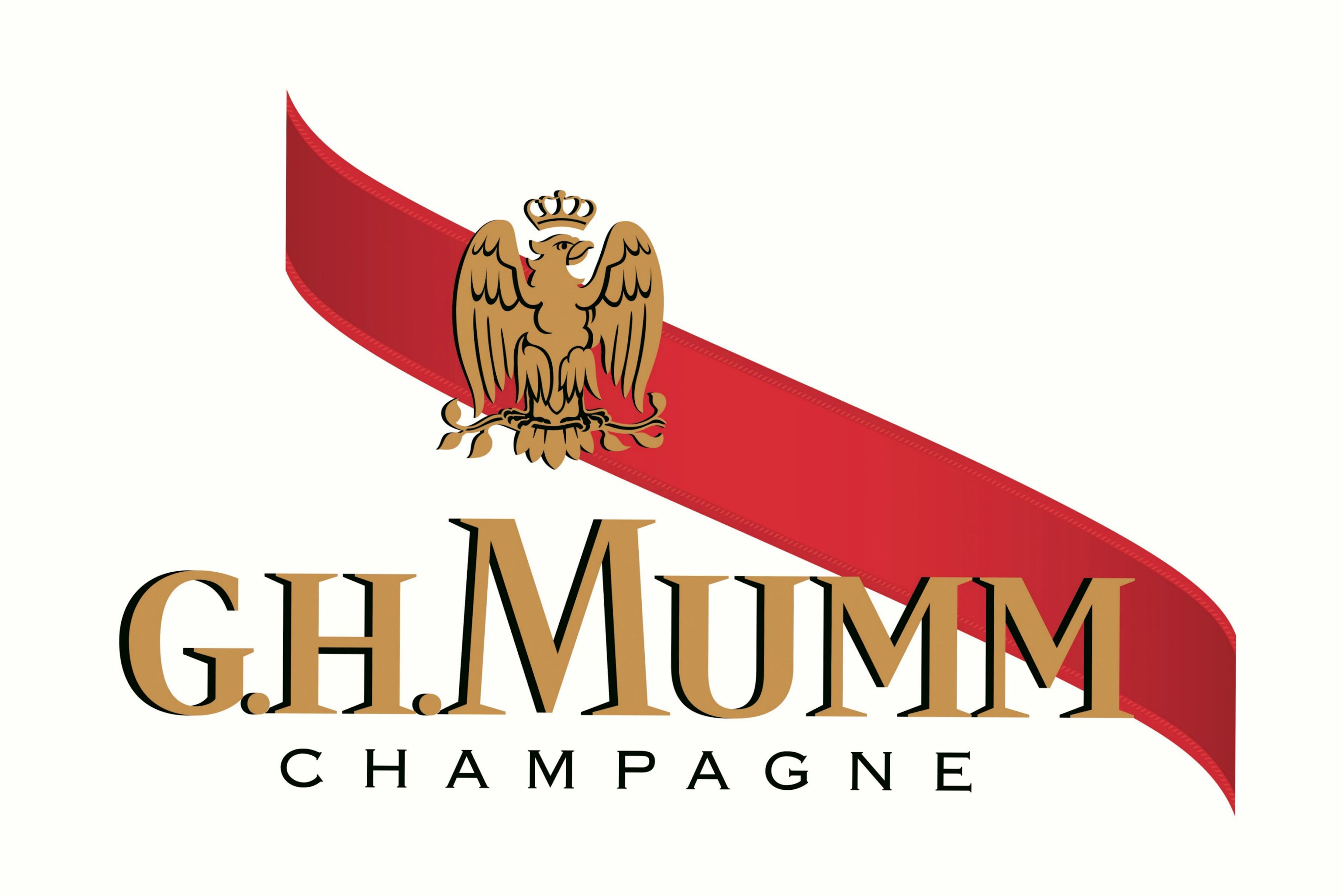 G.H. Mumm Brut Grand Cordon   Front Label
