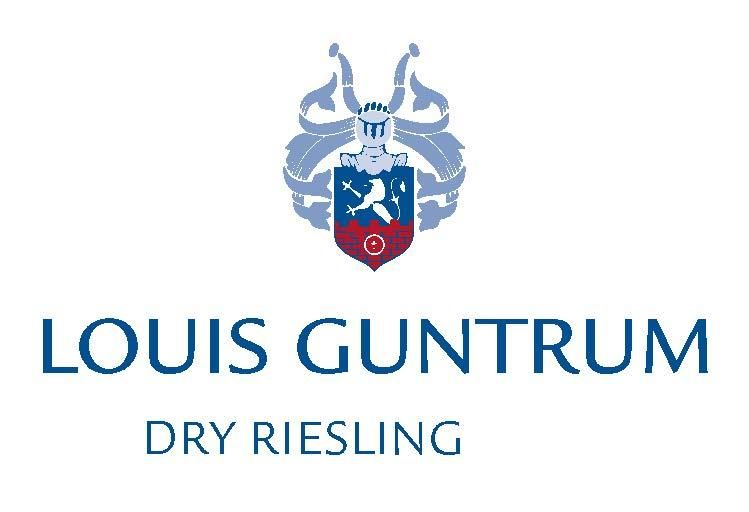 Louis Guntrum Dry Riesling 2018  Front Label