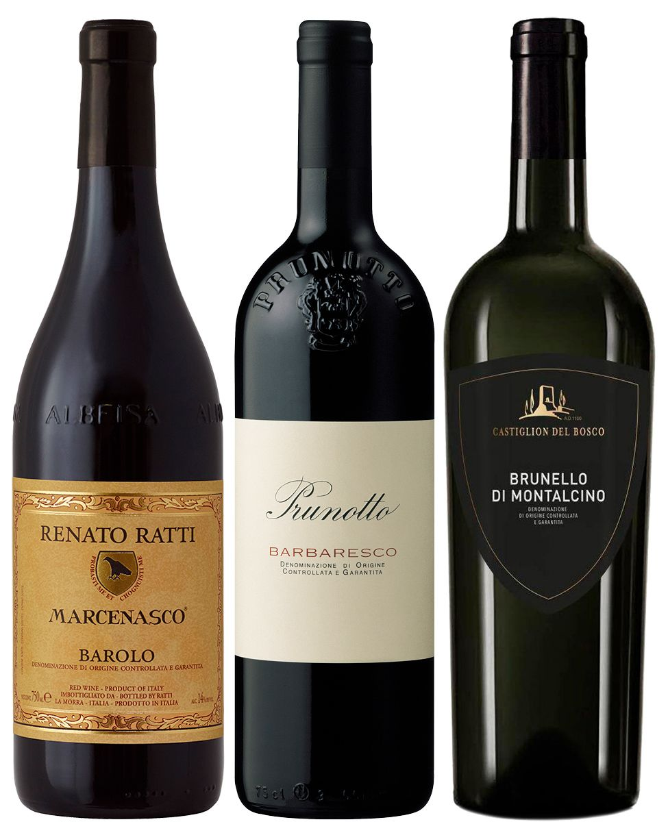 wine.com 93+ Point Italian Classics Gift Set  Gift Product Image