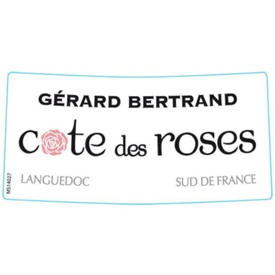 Cote des Roses Rose (375ML half-bottle) 2018  Front Label