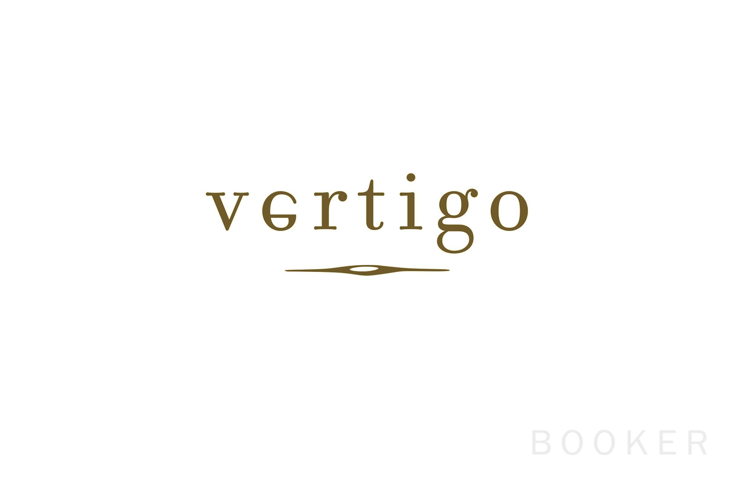 Booker Vineyard Vertigo 2017 Front Label