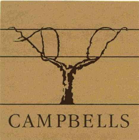 Campbells Rutherglen Topague (formerly Tokay) (375ML half-bottle)  Front Label