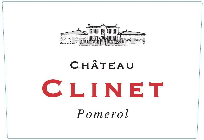 Chateau Clinet (Futures Pre-Sale) 2019  Front Label