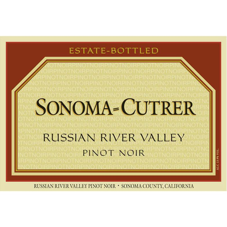 Sonoma-Cutrer Russian River Valley Pinot Noir (375ML half-bottle) 2014  Front Label
