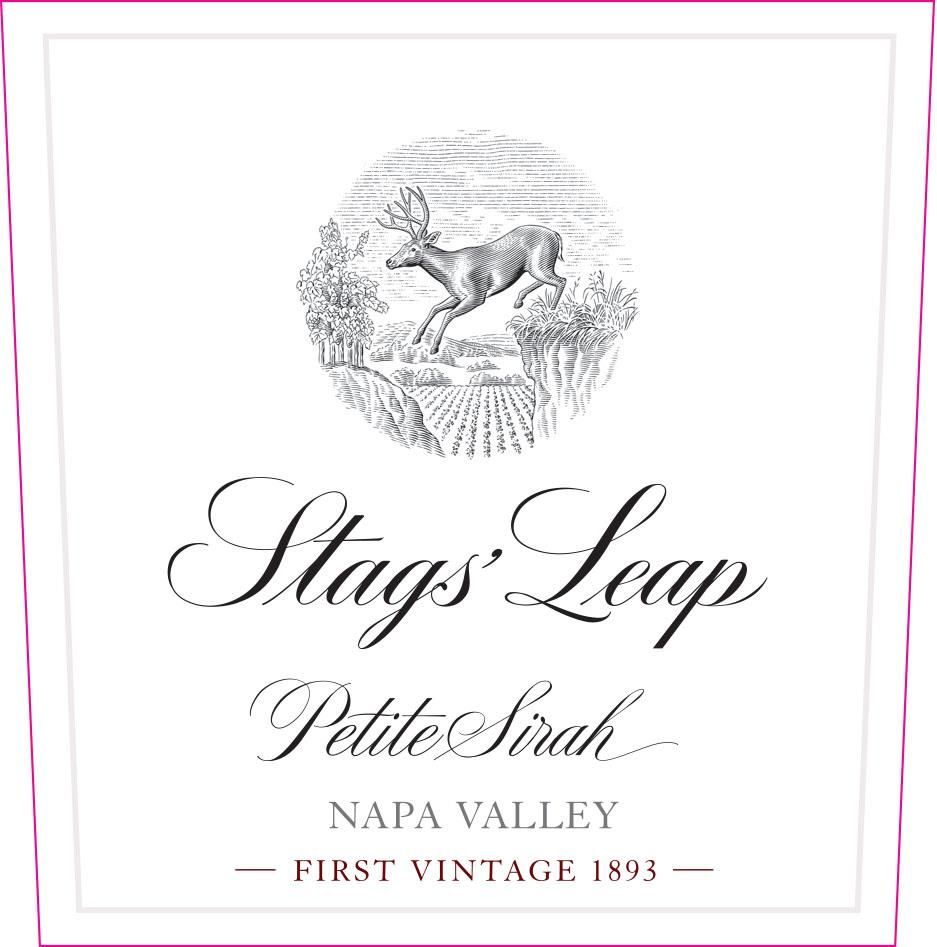 Stags' Leap Winery Petite Sirah 2017  Front Label