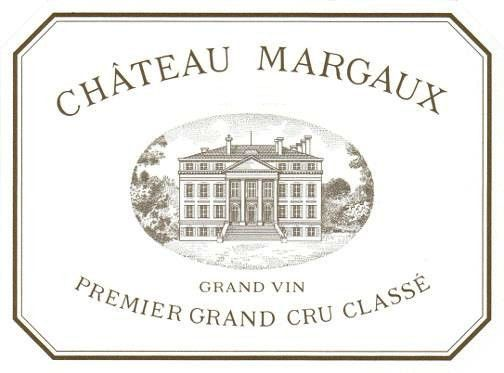 Chateau Margaux (Futures Pre-Sale) 2019  Front Label