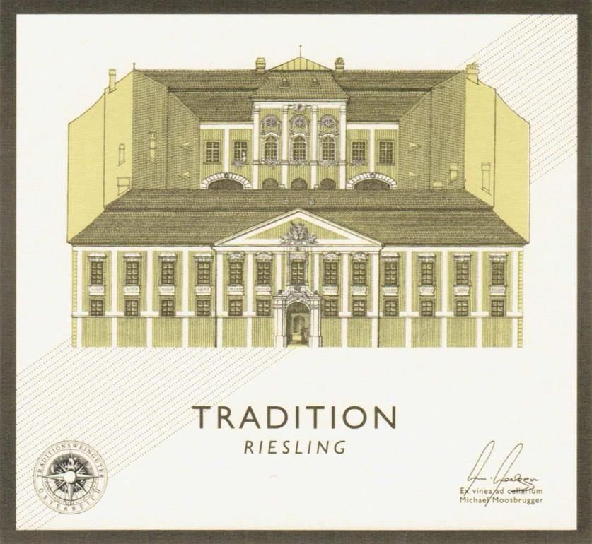 Schloss Gobelsburg Tradition Riesling 2016 Front Label