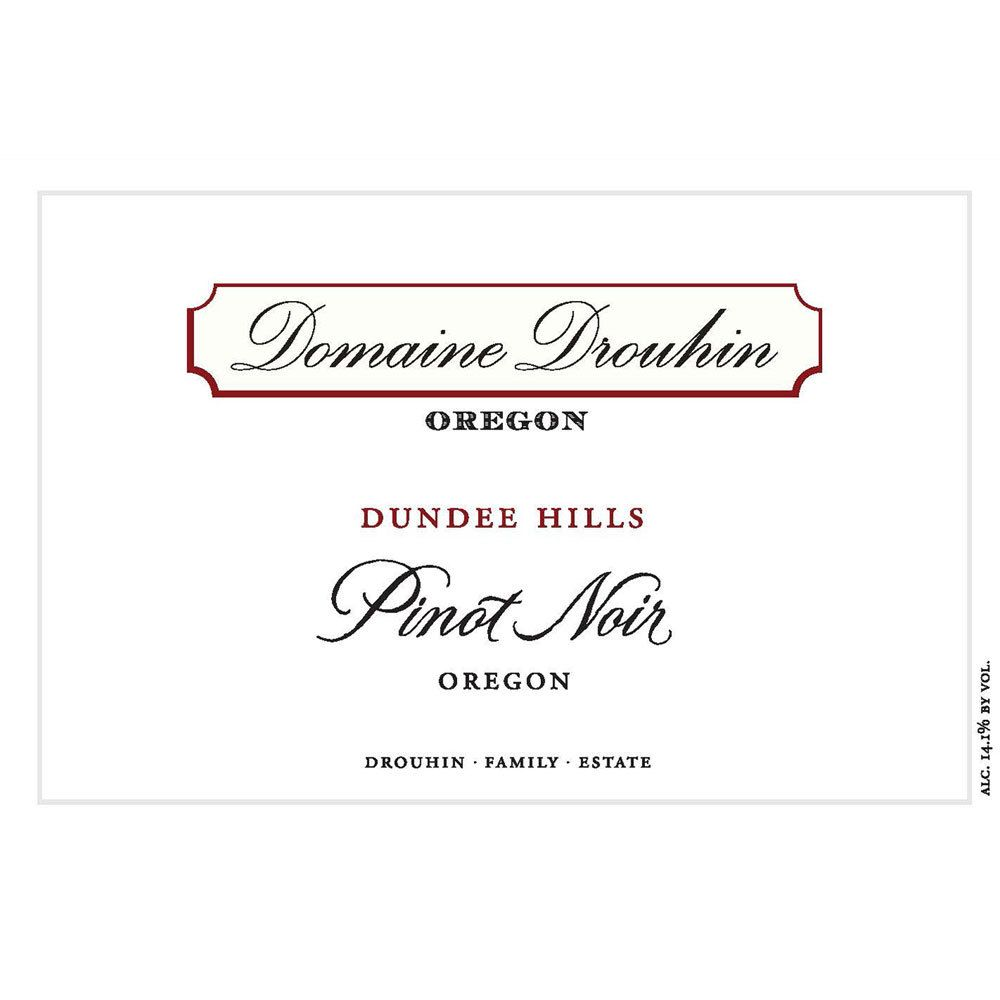 Domaine Drouhin Oregon Pinot Noir (375ML half-bottle) 2016 Front Label
