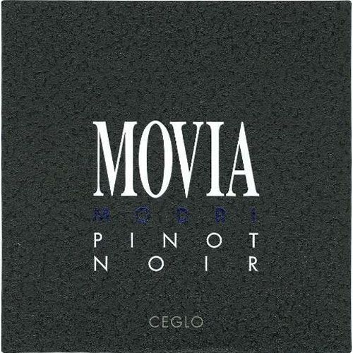 Movia Veliko Rosso 2010  Front Label