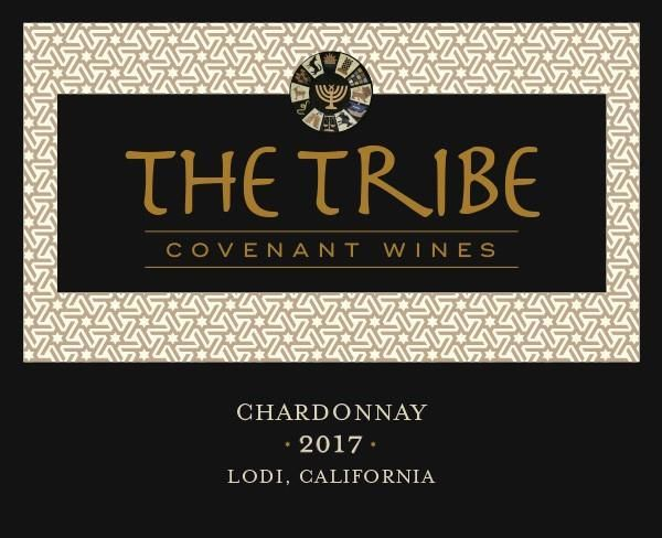 Covenant The Tribe Chardonnay (OU Kosher) 2017 Front Label