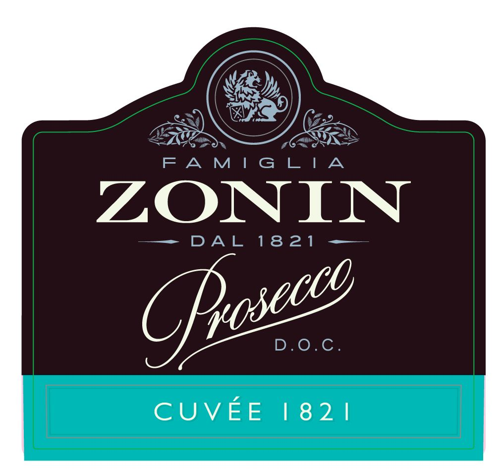 Zonin Prosecco Front Label