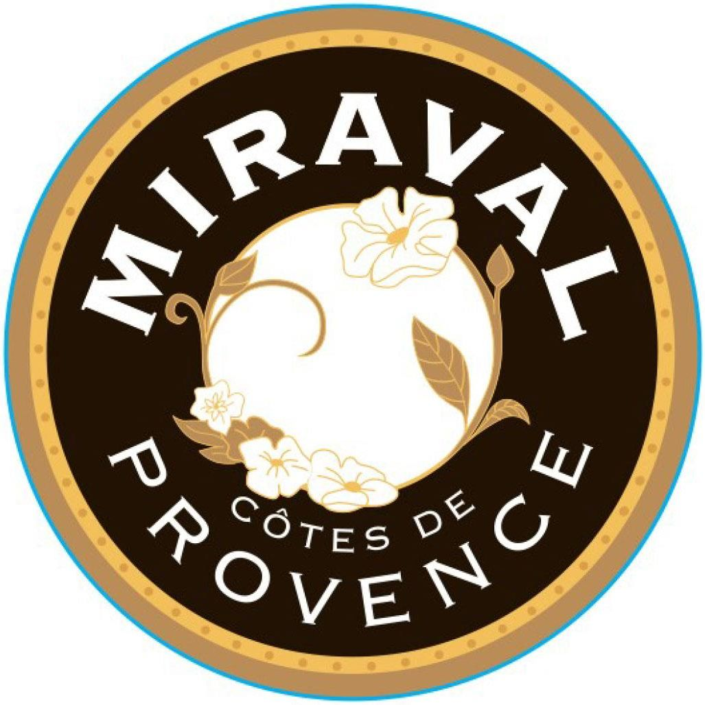 Miraval Rose 2019  Front Label
