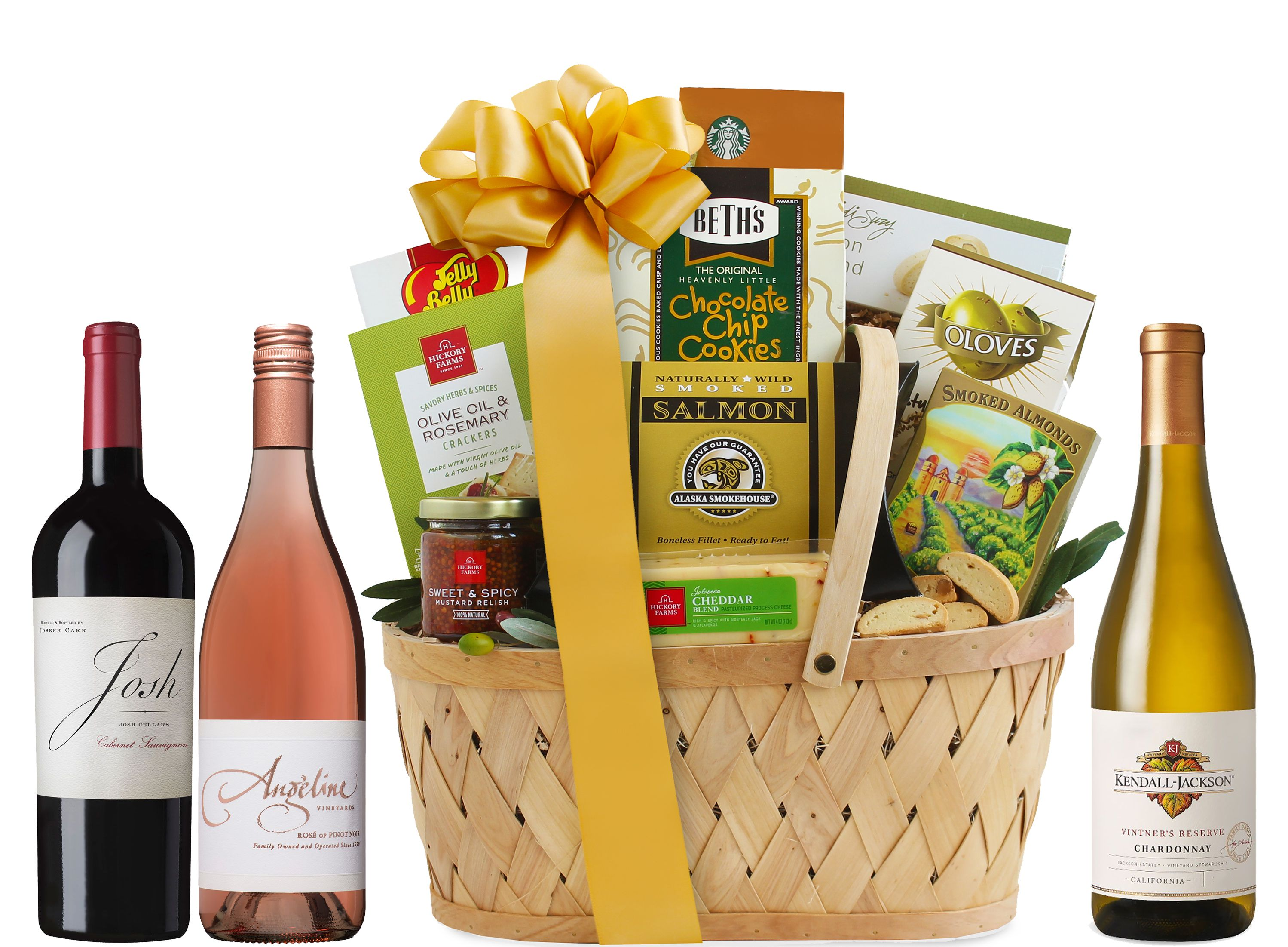 wine.com California Summer Gift Basket  Gift Product Image