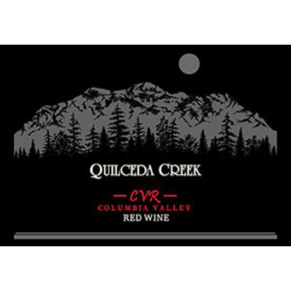 Quilceda Creek CVR Columbia Valley Red 2016  Front Label