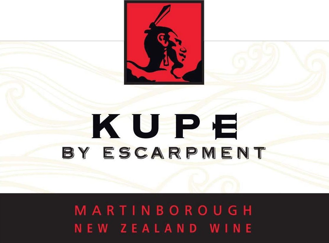 Escarpment Kupe Pinot Noir 2017  Front Label