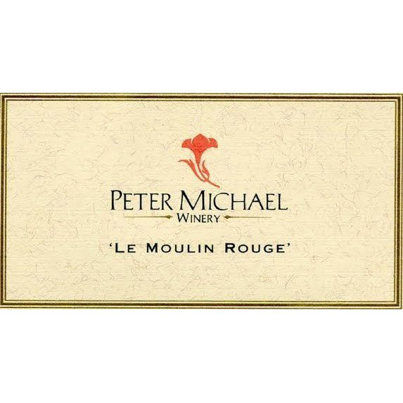 Peter Michael Le Moulin Rouge Pinot Noir (1.5 Liter Magnum) 2006  Front Label