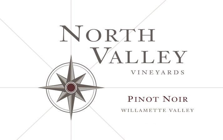 Soter Vineyards North Valley Pinot Noir 2018  Front Label