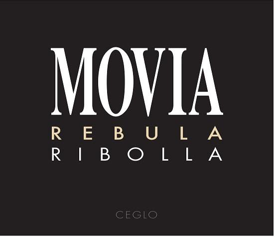 Movia Ribolla 2018  Front Label