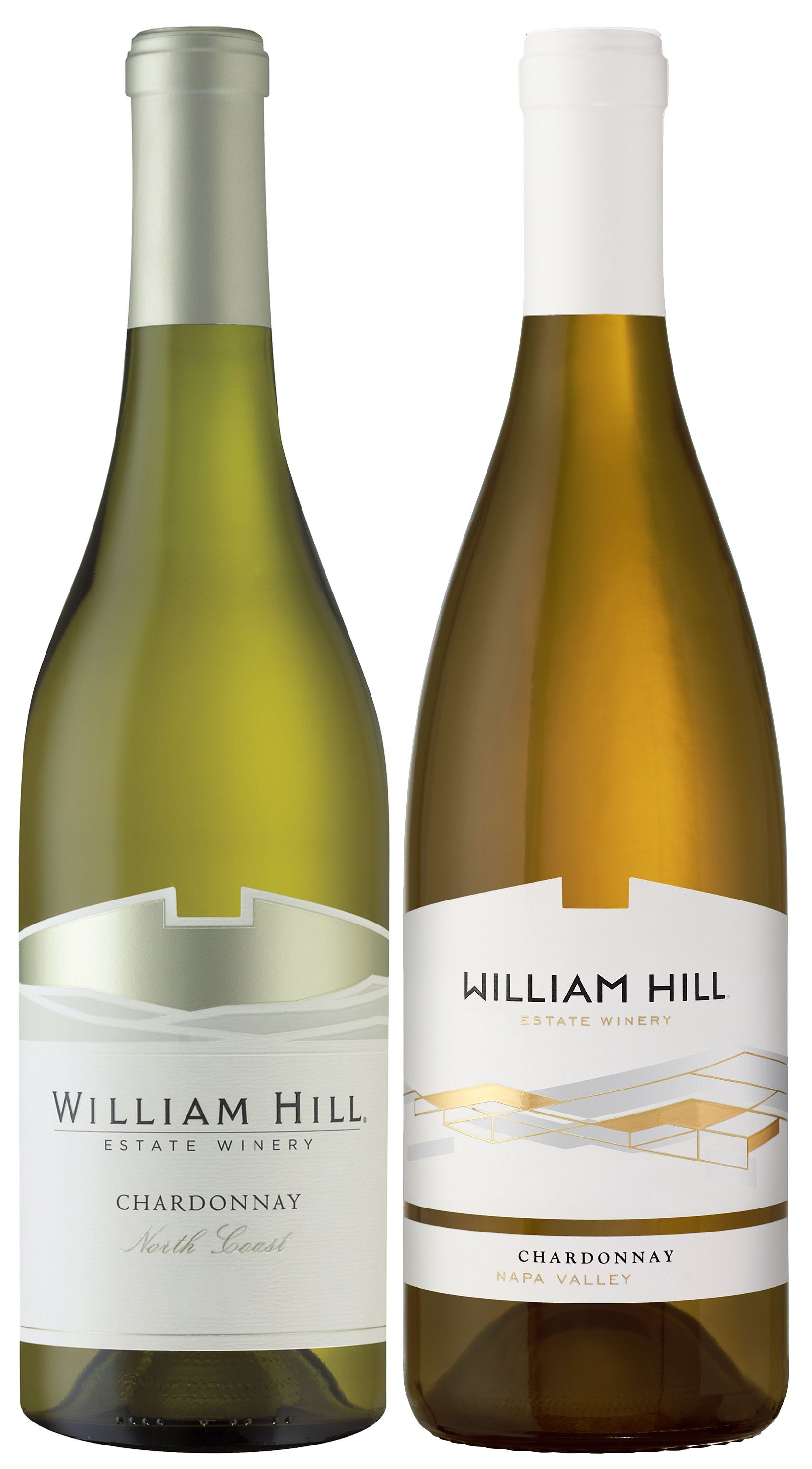 wine.com William Hill Estate Chardonnay Duo  Gift Product Image