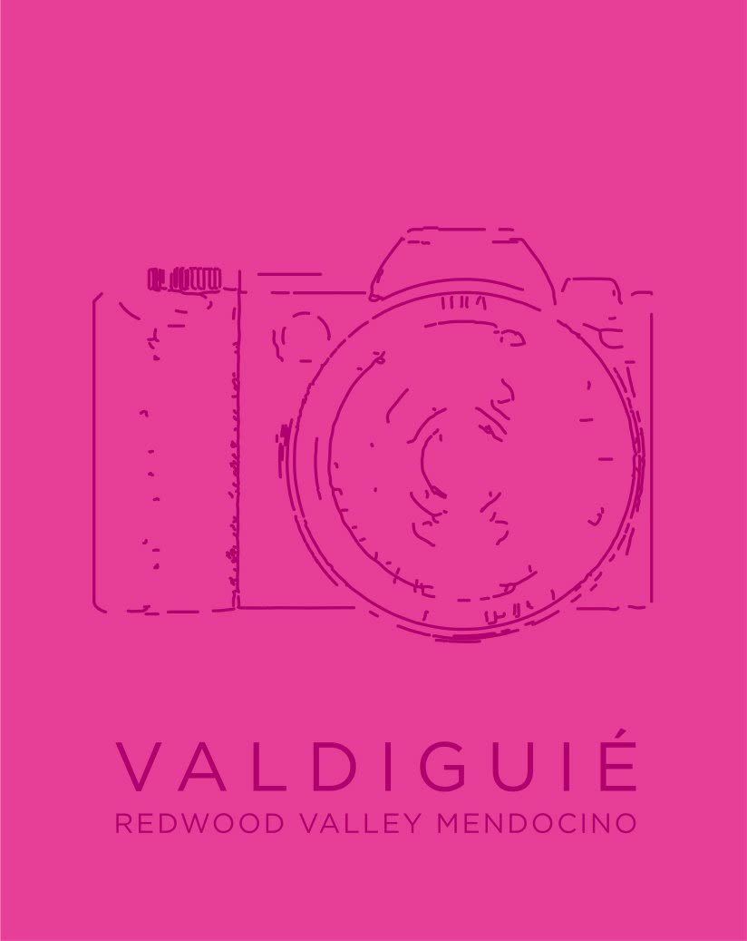 Folk Machine Valdiguie 2017  Front Label