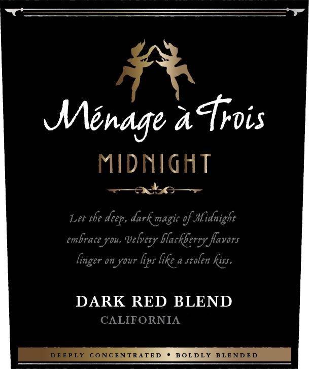 77eee3d4c Menage a Trois Wine - Buy Online