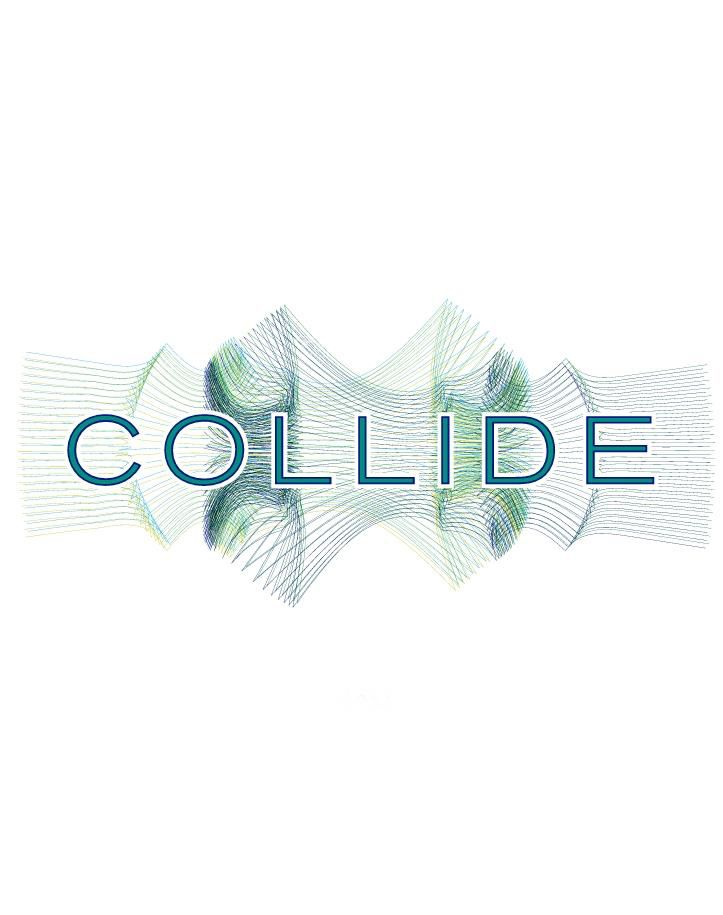 Mark Herold Collide 2016  Front Label