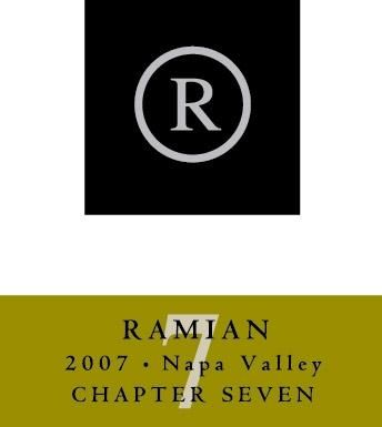 Ramian Estate Chapter Series Red 2007  Front Label