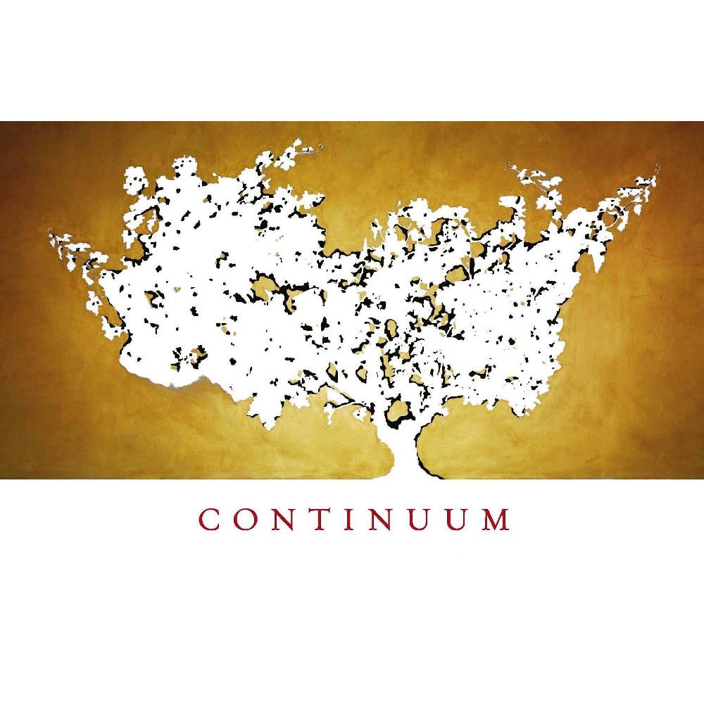 Continuum (375ml half-bottle) 2014  Front Label