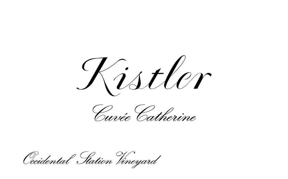 Kistler Vineyards Cuvee Catherine Pinot Noir 2010  Front Label