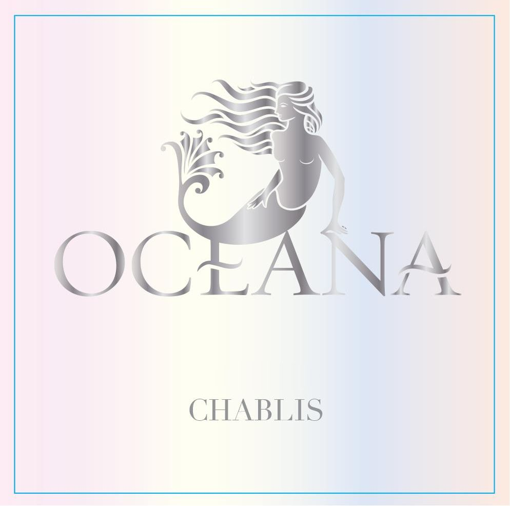 Secret Indulgence Oceana Chablis 2017  Front Label